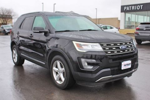 Pre-Owned 2017 Ford Explorer XLT AWD 4D Sport Utility