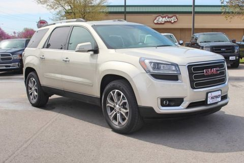 Pre-Owned 2014 GMC Acadia SLT-1 FWD 4D Sport Utility