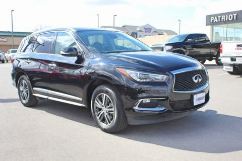 Pre-Owned 2019 INFINITI QX60 LUXE FWD 4D Sport Utility