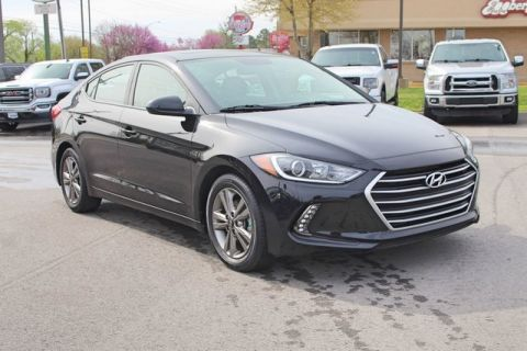 Certified Pre-Owned 2017 Hyundai Elantra Value Edition FWD 4D Sedan