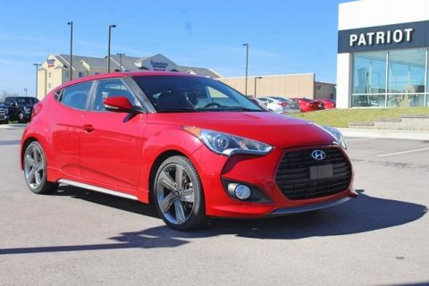 Pre-Owned 2015 Hyundai Veloster Turbo FWD 3D Hatchback